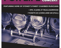 Symphony for Life Benefit Concert