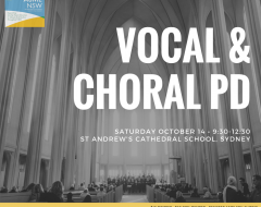 Vocal & Choral Day