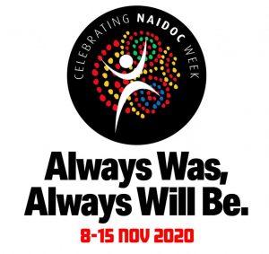 Naidoc Logo Portrait
