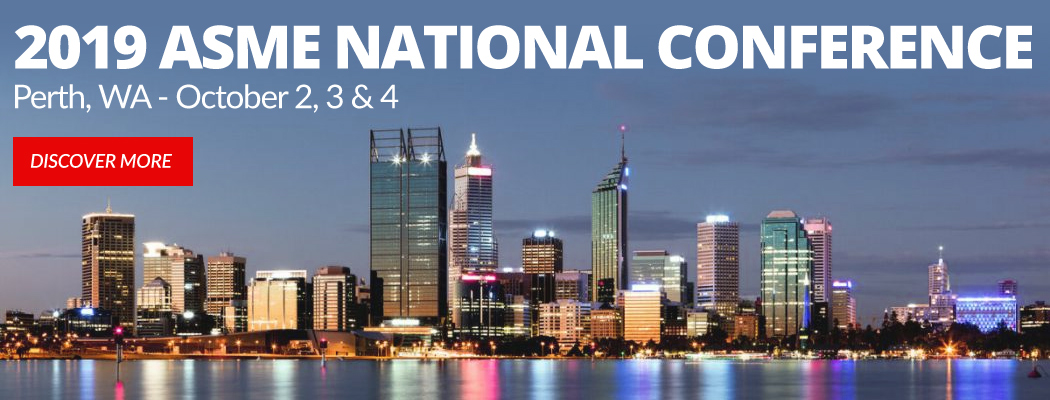 2019 Asme National Conference