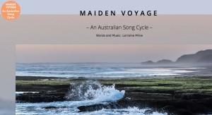 Maiden Voyage Pic